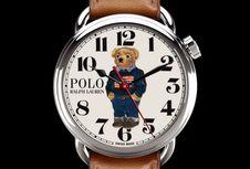 'Arloji Beruang' Seharga Rp 30 Juta, Meriahkan 50 Tahun Ralph Lauren