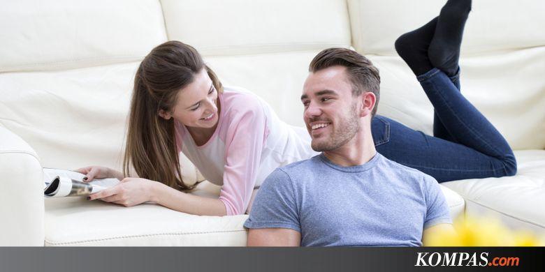 kebimbangan pria ketika naksir wanita yang lebih tua