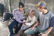 Sempat Terjebak, Seorang Nenek Selamat dari Kebakaran Rumahnya