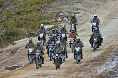 Duet Tim Basuki-TNI Targetkan 366 Kilometer Trans Papua Tersambung