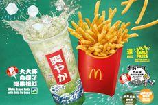 Di Hong Kong, McDonald's Luncurkan Kentang Goreng Rasa Mi Instan