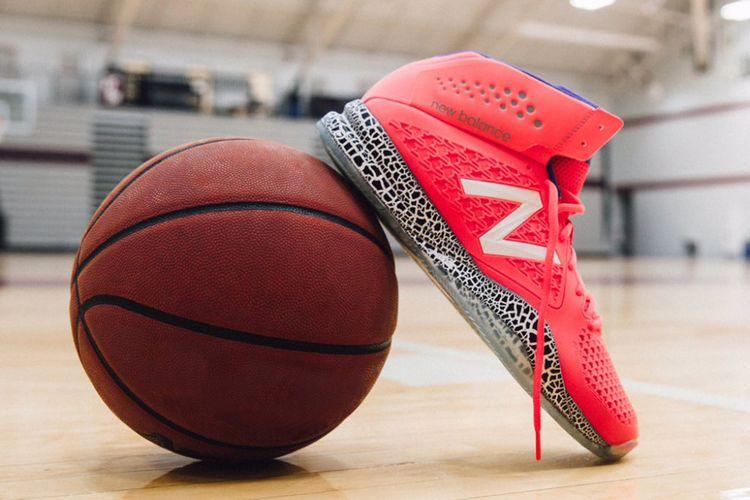 Wah, New Balance Gandeng Pebasket NBA Buat Rilis Sepatu Basket