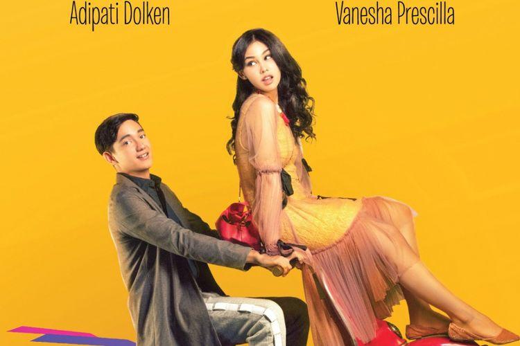 Film  Teman Tapi Menikah menampilkan bintang Adipati Dolken dan Vanesha Prescilla. Film ini diproduksi oleh Falcon Pictures.