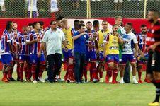 Ada 10 Kartu Merah, Satu Laga di Liga Brasil Dihentikan