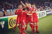 Aaron Ramsey Catat 50 Penampilan bersama Timnas Wales