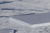 NASA Temukan Gunung Es Persegi Sempurna di Antartika, Buatan Alien?
