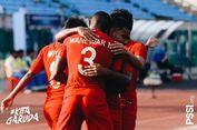 Diimbangi Malaysia, Konsentrasi Timnas U-22 Indonesia Jadi Sorotan