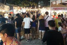 Serunya Berburu 'Street Food' di Sugbo Mercado Weekend Market Filipina
