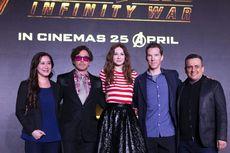 Cara Para Pemain Infinity War Hilangkan Ketegangan Saat Shooting