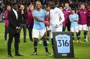 Yaya Toure Pertanyakan Perlakuan Guardiola terhadap Pemain Asal Afrika