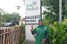 Karena Sampah, Masyarakat di Sekitar Hutan Mangrove Surabaya Raup Berkah
