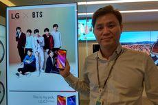 Smartphone LG G7 Dipastikan Masuk ke Indonesia