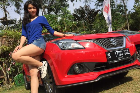 "Suzuki Jamin Baleno di Indonesia Aman dari ""Recall"""