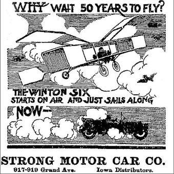 Pamflet keberhasilan dari Winton Vermont
