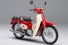 Honda Belum Tertarik Bawa Super Cub 110