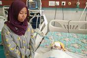 Dianiaya Pacar Sang Ibu, Bayi 1 Tahun di Karawang Koma