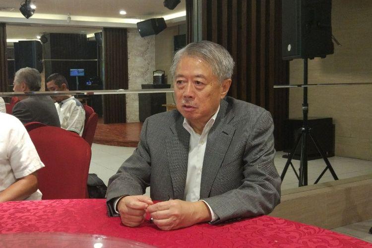 Direktur Utama Intiland Hendro S Gondokusumo