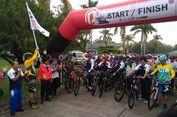 Sepeda Nusantara Ramaikan HUT Kota Bontang