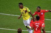 Gol Telat Mina Buat Inggris dan Kolombia Lanjut ke Perpanjangan Waktu