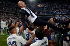 Tekuk PSG, Zidane Pertahankan Rekor Selalu Menang pada Babak 16 Besar