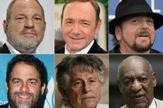 Polisi Selidiki 50 Kasus Kejahatan Seksual di Hollywood