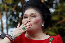 Duterte Beri Lampu Hijau, Perhiasan Jutaan Dollar Imelda Marcos Siap Dijual