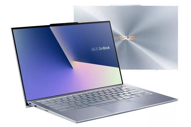 Ilustrasi Laptop Asus ZenBook S13