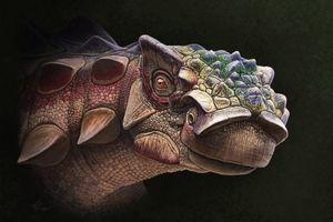 Dinosaurus Jenis Baru Ditemukan di Utah, Kepalanya Runcing Mirip Duri