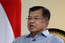 Bantah Prabowo, Wapres Kalla Nilai Tak Benar Anggaran Bocor Sampai 25 Persen