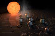 Planet Trappist-1 Terlalu Basah, Harapan Mencari Alien di Sana Kandas