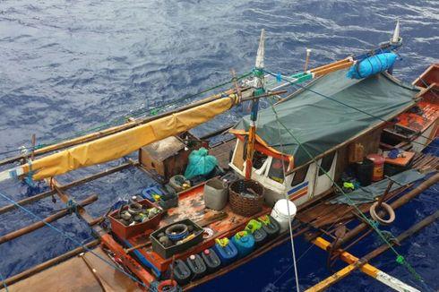 Dua Kapal Berbendera Malaysia Tertangkap Bawa Ikan 1,5 Ton