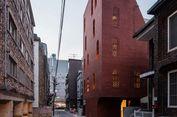 Ide Kreatif, Desain Rumah di Lahan Sempit Padat Penduduk