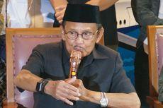 BJ Habibie Ajak Masyarakat Sumbang Dana untuk Pengembangan Pesawat R80