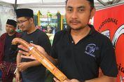 Melihat Golok Seharga Rp 7 Juta di Festival Bongsang Pasar Minggu