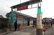 Menengok Shelter Ojek Online di Stasiun Depok Baru