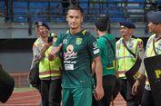 Fokus Pemulihan Cedera, Raphael Maitimo Tinggalkan Persebaya