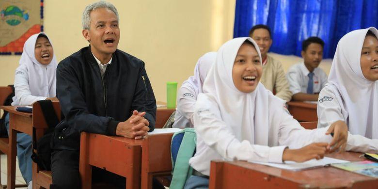 Jateng Terapkan Pendidikan Antikorupsi di 23 Sekolah