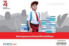 Kompas.com Peduli Pendidikan, Mari Berbagi Kisah Inspiratif...