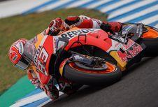 Marquez Dominasi Latihan Bebas Keempat Jerez