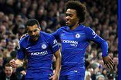 Chelsea Vs Newcastle United, Willian Tentukan Kemenangan Tuan Rumah