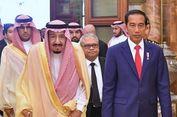 Raja Salman dan Presiden Korsel Kirim Ucapan Selamat kepada Jokowi