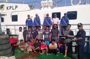 Sempat Terombang-ambing di Lautan, 14 Nelayan Ditemukan Selamat