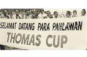 Melihat Rekam Jejak Indonesia di Piala Thomas dan Piala Uber