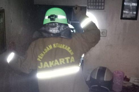 Kebakaran akibat Tabung Gas Bocor, Ada yang Terkena Luka Bakar hingga Lompat dari Lantai 2