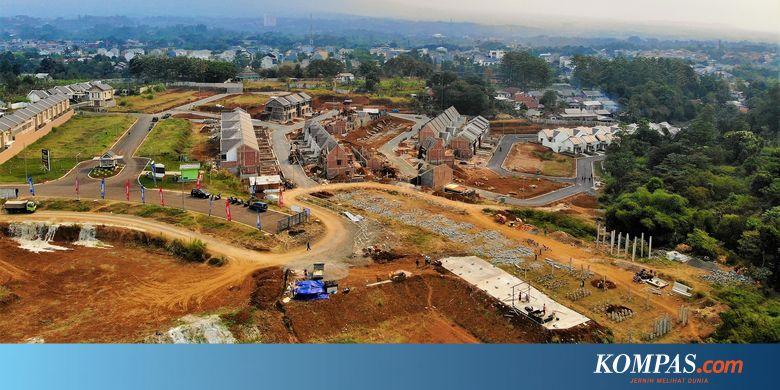 Proyek Apartemen Royal Height Mulai Dibangun