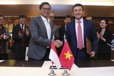 Garuda Indonesia-Vietnam Airlines Jalin Kerja Sama