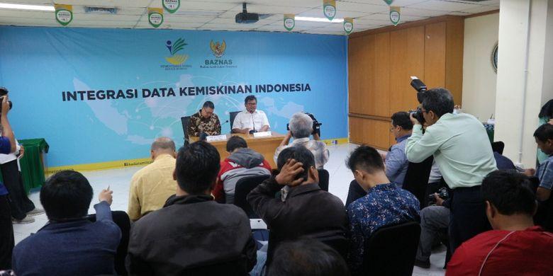 Integrasi data kemiskinan Indonesia