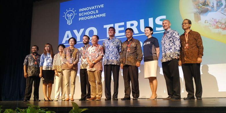 ISP merayakan peringatan 9 tahun kiprahnya pada 9 Februari 2019 di Jakarta Intercultural School, Jakarta, dengan menggelar Perayaan Tahunan Pertama dan Lokakarya Komunitas ISP dengan mengangkat tema Ayo Belajar.