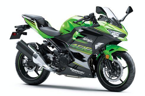Ada Ninja Baru, Pakai Mesin 2-Silinder 400cc
