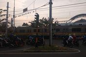 Palang Pelintasan Kereta di Bintaro Rusak, Ini Kata PT KAI